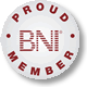 BNI Yorkshire South & Derbyshire North Proud Member